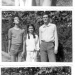 Trei poze vechi